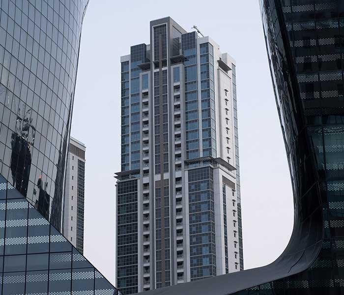 Company Skyscraper | IAM Framework