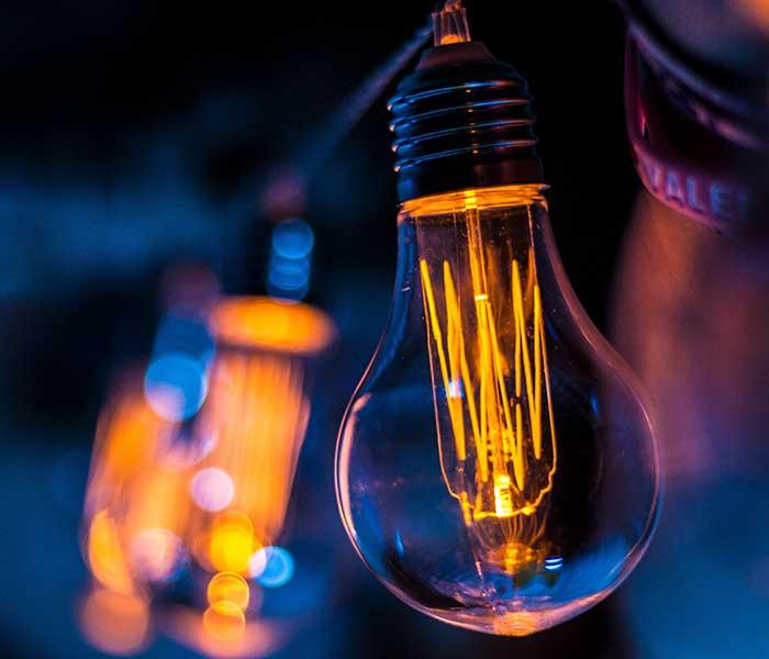 Lightbulb | Financial Data Security